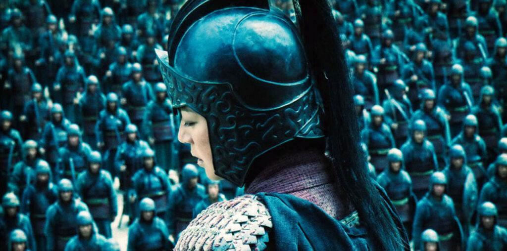 Hua Mulan (2009), produkcja: Chiny