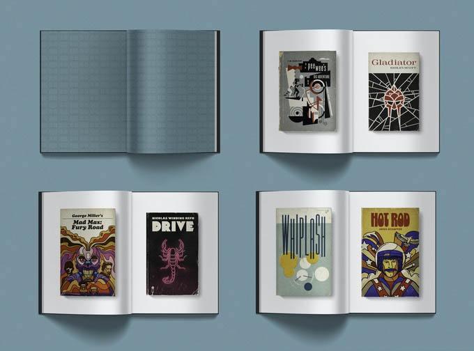 Projekt książki Matta Stevensa