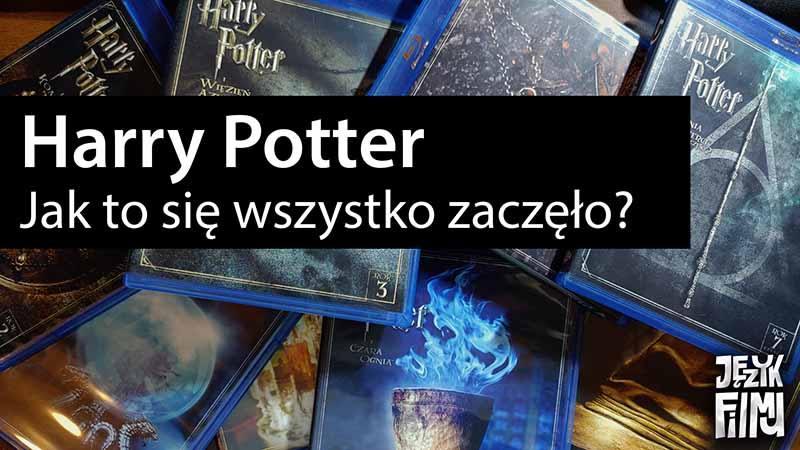 Filmy Blu-ray Harry Potter