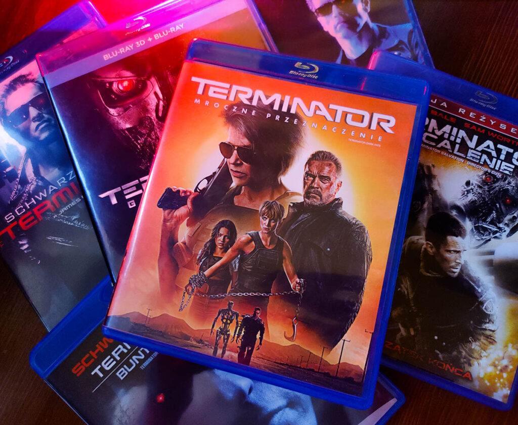 Film Terminator Mroczne Przeznaczenie Bluray PL