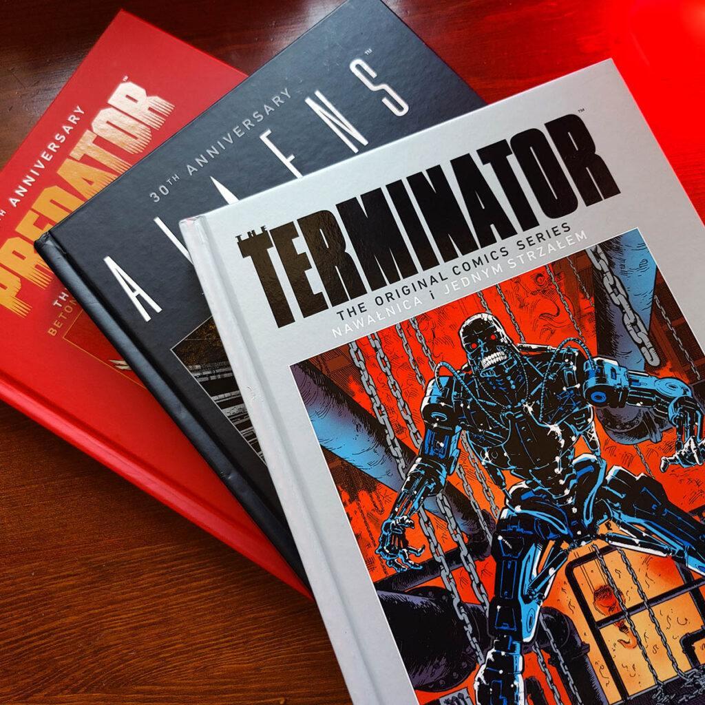Komiks Terminator: Nawałnica (Scream)
