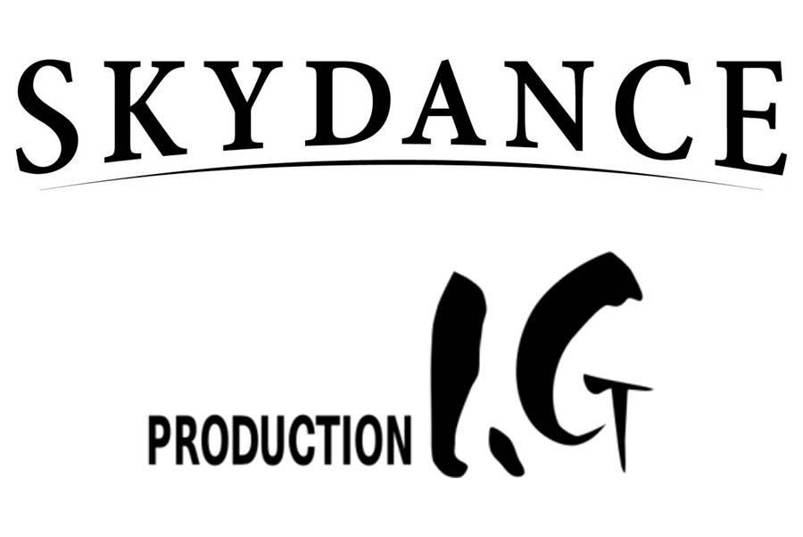 Logo: Skydance i Production I.G