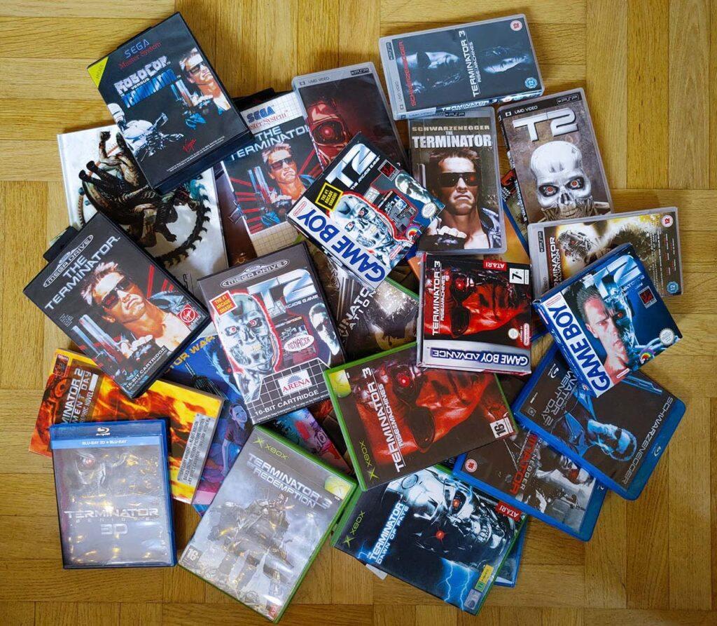 Filmy, gry i komiksy uniwersum Terminatora