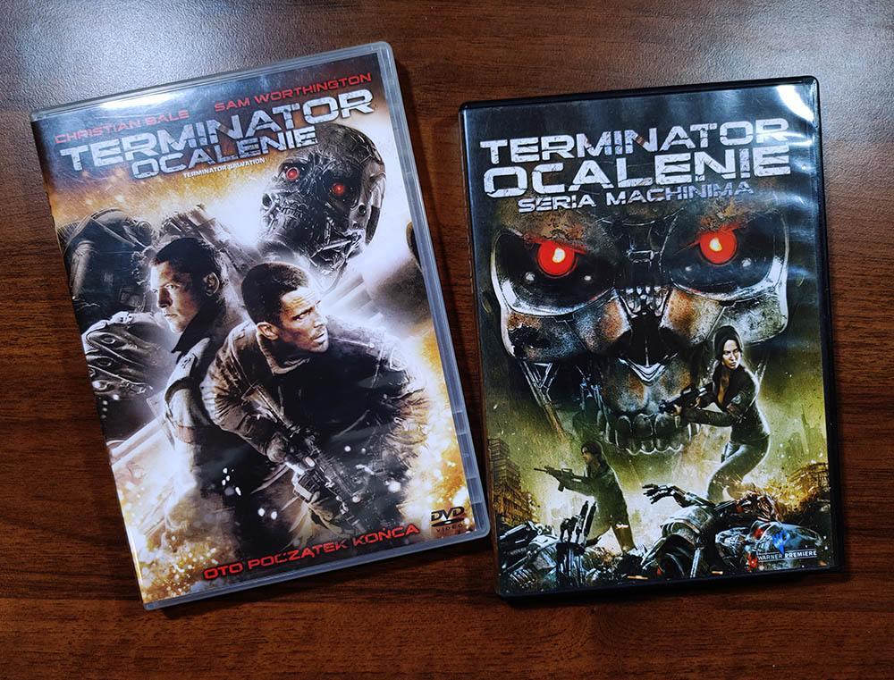 Terminator: Ocalenie - film i animowany serial Machinima