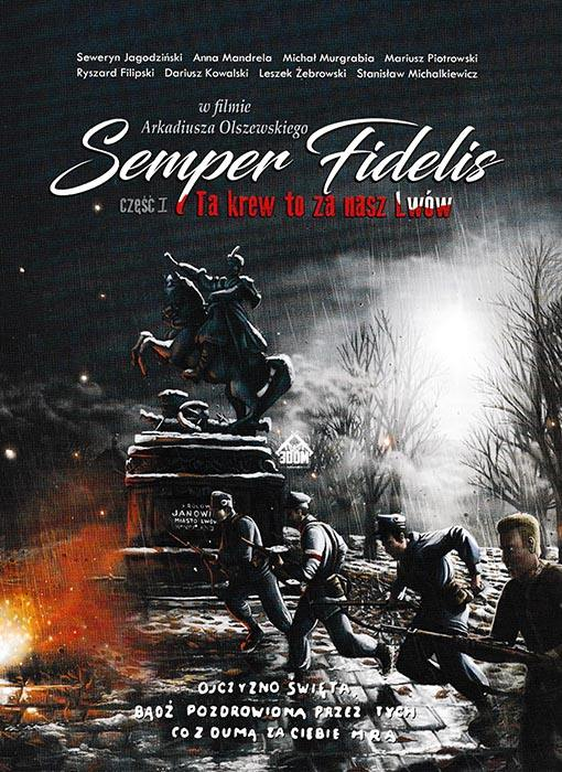 Okładka filmu DVD Semper Fidelis