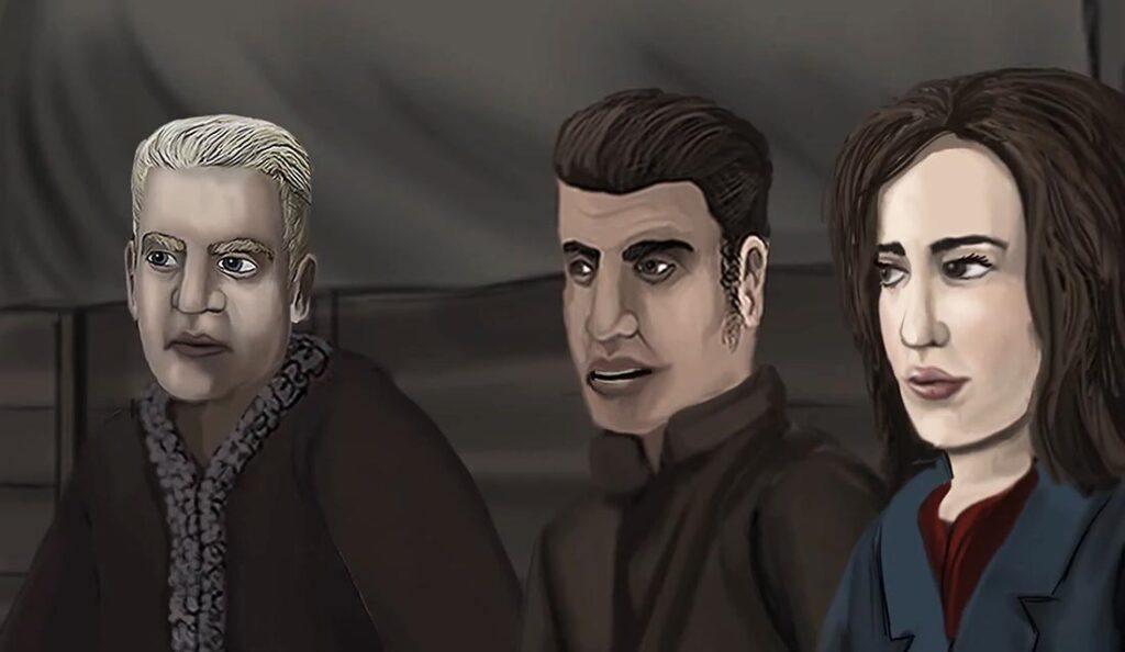 Anatomia postaci w filmie animowanym