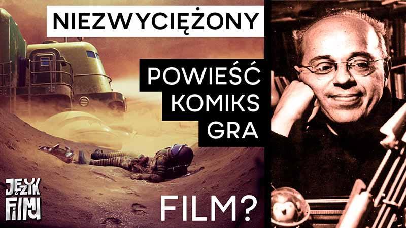 STanisław Lem Niezwyciężony artykuł Język Filmu