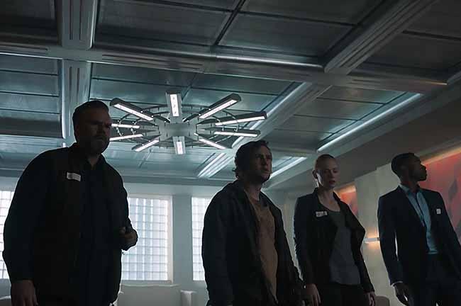 Kadr z filmu Escape Room (2019)