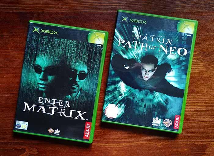 Gry Matrix