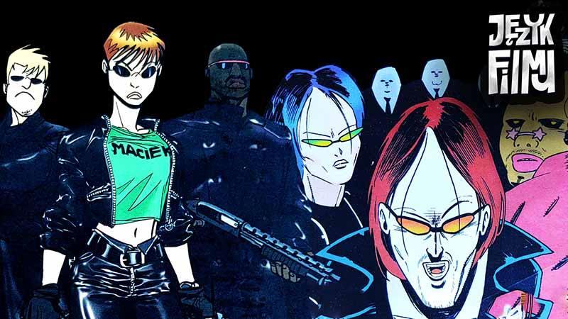 Nieznane komiksy Matrix