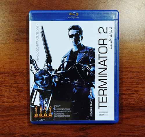 Terminator 2 Blu-ray, Kino Świat