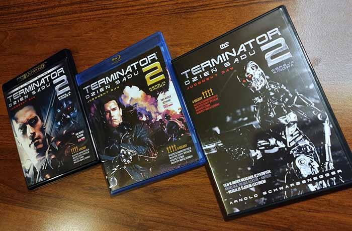 Okładki płyt Terminator 2 od Studia N
